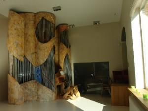Studio van Kristiaan Seynhave